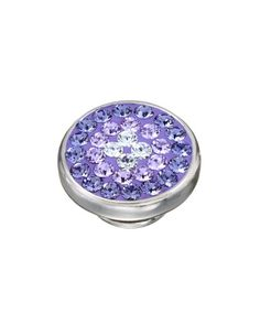 Kameleon Periwinkle Sparkle Swarovski Crystal JewelPop  Available at: www.always-forever.com