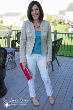 Fashion Over 40 | Daily Mom Style 05.14.14 - Musings of a Housewife