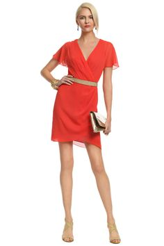 Rent the Runway - rent designer clothes and accessories,  this dress only $35.