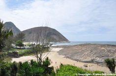 Niterói - RJ - Praia de Itacoatiara