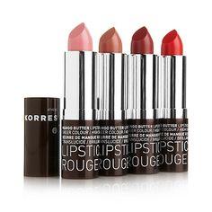 KORRES Mango Lipstick Ultra-Hydrating 4-piece Set