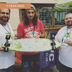 When @looshes_labs presented the @cflnorml #skatecase at #spliff2015! #SPLiFF2016 is going to be amazing! #NormlizeTheCulture #cflnorml #norml #legalizeit #legalizecannabis #legalizemarijuana #medicalmarijuana #medicalcannabis #RegulateMarijuanaLikeAlcohol #saintpetersburg #tampa #TampaBay #florida #ybor #SeminoleHeights #musicfestival http://ift.tt/1TeHVsY