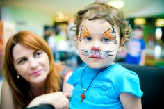 5 Face And Body, Body Painting, Carnival, Kids, Children, Bodypainting, Body Paint, Young Children, Child