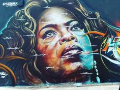 Street art en Guadeloupe : 4 visages, 4 regards, qui captent l'attention Street Art, West Indies, Caribbean, Concept Art, Attention, Never, Movie Posters, Perception, Fictional Characters