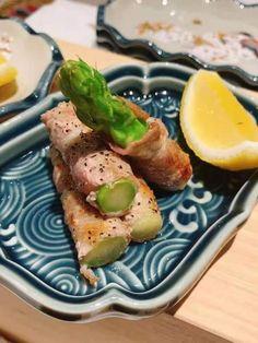 #asparagus #Bacon #lunch