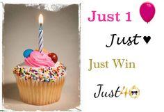 http://www.just40.nl/whats-new/just40-wordt-1-jaar-en-daarom-trakteren-wij-hiephiephoera/ Op 16 april wordt Just40 1 jaar! Hieperdepiep!!! Zoals jullie al wel gemerkt hebben, houdt Just40 van trakteren.