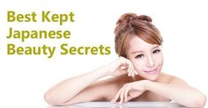 16 Best Kept Japanese Beauty Secrets You Should Be Aware Of [ - WTH!] Do you know why Japanese girls look younger than their age with flawless & youthful skin? Here are top 16 skin care and beauty secrets of Japanese. Japanese Beauty Secrets, French Beauty Secrets, Best Beauty Tips, Beauty Care, Beauty Tricks, Diy Beauty, Beauty Makeup, Sophia Bush, Chloe Grace