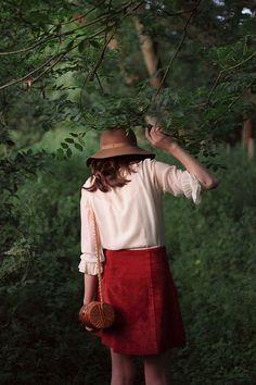 Through the Wilderness by hello mr fox, via Flickr
