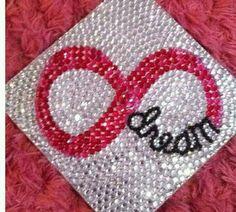 ultrasound graduation | InfinitySign #Dream Graduation Cap