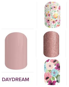 Jamberry Daydream combinations                                                                                                                                                      More