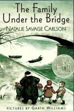 The Family Under the Bridge comprehension questions for each chapter