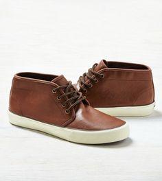 a8a61fdbf27925 Tan AEO Chukka Sneaker Chukka Sneakers