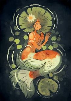 Image result for masha kuravcova mermaids
