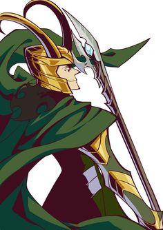 Loki |Pinned from PinTo for iPad|
