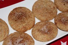 Cinnamon Snickerdoodles http://www.family-cookies.de/2014/12/lets-cook-together-cinnamon-snickerdoodles-fuer-ein-zimtiges-erlebnis/