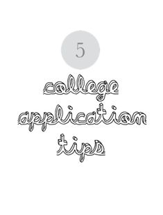 tip sheet what to do after your admissions decision arrives  college 101 top 5 college application tips essay writing scholarships