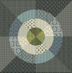 Curious Nature. Quilt Pattern---free pattern from Free Spirit Fabrics