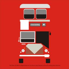 bus India Design, Poster Prints, Posters, Pune, Paper Cutting, Folk Art, Typography, England, Printing