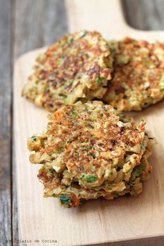 Vegetable croquettes – My Cooking Diary – About Healthy Meals Vegetarian Recipes For Beginners, Veggie Recipes, Healthy Recipes, Healthy Meals, Pasta Recipes, Cookie Recipes, Going Vegan, Food And Drink, Yummy Food