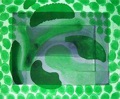 Howard Hodgkin (British, b. David's Pool, Etching, 642 x 782 mm. Classic Artwork, Cool Artwork, Howard Hodgkin, Hans Peter, Hand Coloring, Art Studios, Fine Art Photography, Printmaking, Abstract Art
