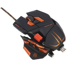 Mad Catz M.M.O.7 Gaming Mouse for PC and Mac: Computers & Accessories