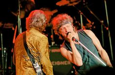 Foreigner, Aug 14, 1996, The Woodlands Pavilion
