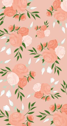 Valentines Day cards, wallpapers & art printables - Steep Th Frühling Wallpaper, Simple Iphone Wallpaper, Spring Wallpaper, Flower Phone Wallpaper, Iphone Background Wallpaper, Flower Lockscreen, Ipad Lockscreen, Pretty Phone Backgrounds, Trendy Wallpaper