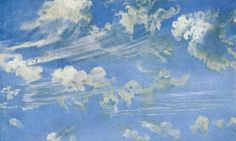 Poster poems: clouds
