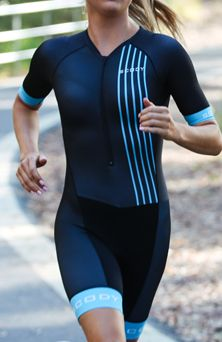 37f435d396501 Kaputar Optimise A.I.R. Sleeved Triathlon Suit