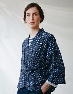 AW16 Pre Collection Look Book | TOAST. I wonder if I can find a pattern for something like this?