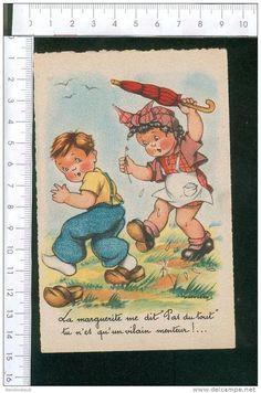 Cartes Postales / enfant amour - Delcampe.fr