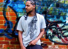 Tower Block State Of Mind. Men's t-shirt. oneiroiapparel.com.