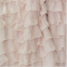 """Add a little pizazz to your crib bedding by adding a ruffle crib skirt. Incorporates shabby chic baby room décor to your girl nursery - Baby Bed Skirts crib bedding are made with an extra long 16"""" dro"""