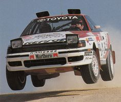 Carlos Sainz Sports Car Racing, Sport Cars, Race Cars, Toyota Celica Gt, Wheel In The Sky, Rally Raid, Remo, Automobile, Bmw Cars