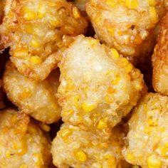 Paul's corn fritters