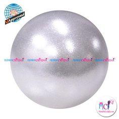 #Pelota de Gimnasia #Rítmica Pastorelli glitter-HV-plata