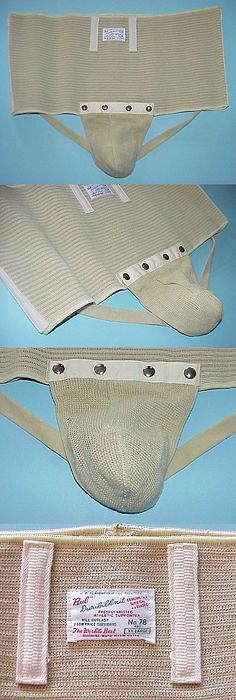 Other Baseball Protective Gear 181317: Rare, Nos, Bub #78, Big Man S, Wide Waistband Wrestler S Jock Strap Xxl 46 - 48 -> BUY IT NOW ONLY: $99.95 on eBay!