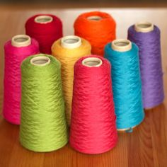 According to Matt...: January 2012 I'm in serious lust for this yarn...gotta get me some..lol