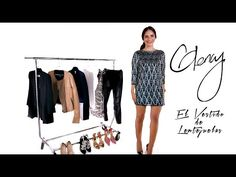 5 Formas de Usar Un Vestido De Lentejuelas. - YouTube