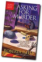 Asking for Murder, book 3 in the advice column mysteries