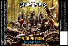 Clown Shoes - Pecan Pie Porter