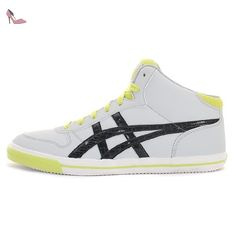 Asics - Fashion / Mode - Aaron Mt Gs Jr - Taille 39 - Gris - Chaussures asics (*Partner-Link)