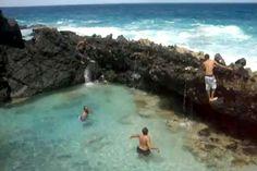 St Croix salt water pool tides ..