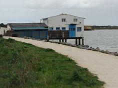 Cabane de pêcheur, île d'Oléron