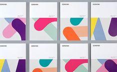 Brochures of the print production studio.