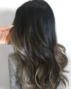 Hair Color Ideas For Brunettes Babylights Balayage Super Ideas Hair Color And Cut, Cool Hair Color, Brown Hair Colors, Ombre Hair, Balayage Hair, Bayalage, Brown Balayage, Haircolor, Babylights Brunette