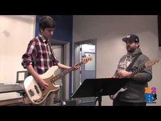 Liam O is Bach to Rock's Student of the Month for December 2012. He attends B2R McLean, Virginia and plays bass in the band Out of Line. Matt Cummings is Liam's instructor for private bass lessons. http://www.b2rmusic.com