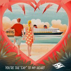 Download Disney Cruise Line Valentine's Day E-Cards «  Disney Parks Blog