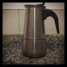 Buenos días #café #cafetera
