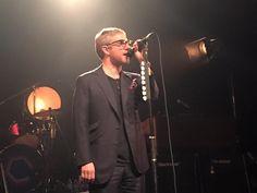 Stuff I geek out over — blackstarjp:   Martin Freeman at Paul Weller's 2nd...